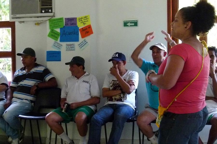 Salida pedagógica misión comunitaria, apuestas colectivas y comunicación