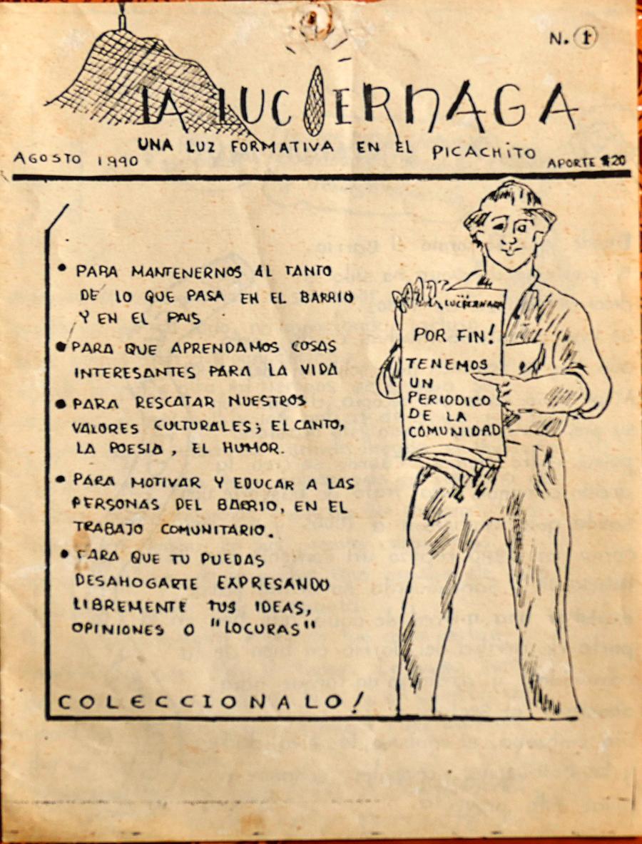 La Luciérnaga: una luz formativa en Picachito