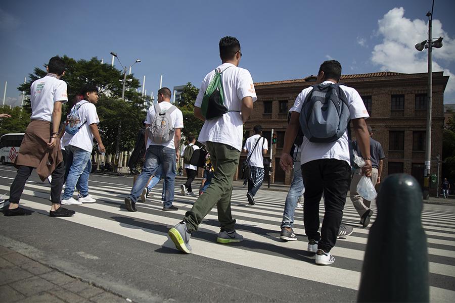Medellín cuenta con Plataforma de Juventudes